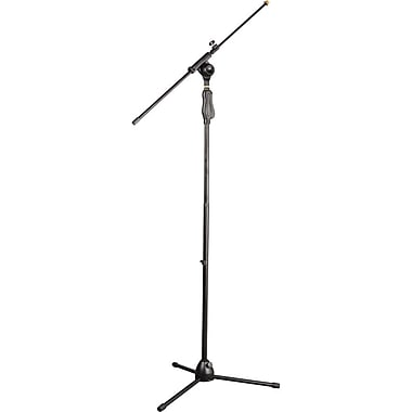Pyle® Easy Grip Push Height Adjustable & Extendable Universal Tripod Microphone Stand