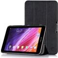 i-Blason i-Folio Slim Hard Shell Stand Case For Asus MeMo Pad 7 Tablet ME176C, Black