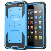 i-Blason Armorbox Dual Layer Hybrid Case For Amazon Fire Phone, Blue