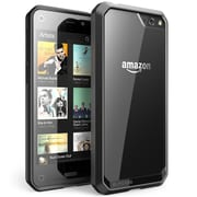 SUPCase Unicorn Beetle Premium Hybrid Protective Case For Amazon Fire Phone, Clear/Black