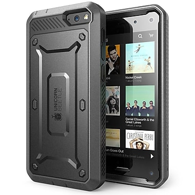 SUPCase Unicorn Beetle PRO Series Full body Hybrid Protective Case For Amazon Fire Phone, Black