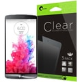 i-Blason Premium HD Version- 3 Pack Screen Protector For LG G3, Clear