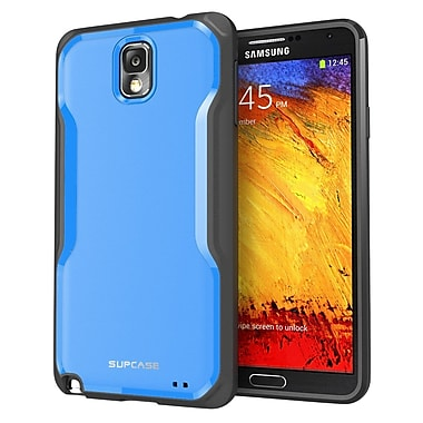 SUPCase Unicorn Beetle Premium Hybrid Case For Samsung Galaxy Note 3, Blue/Black