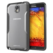 SUPCase Unicorn Beetle Premium Hybrid Case For Samsung Galaxy Note 3, Clear Black/Black