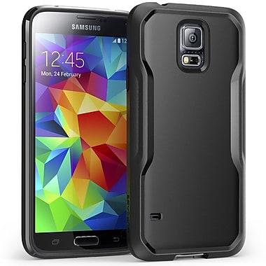 SUPCase Unicorn Beetle Premium Hybrid Protective Case For Samsung Galaxy S5, Black/Black