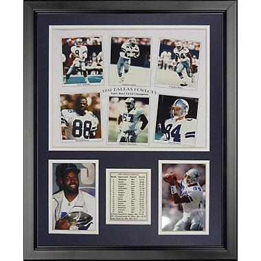 Legends Never Die NFL Dallas Cowboys - 1992 Cowboys Framed Memorabili