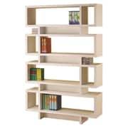 Wildon Home   Kelly 72.75'' Bookcase; White