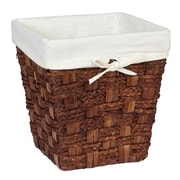 Creative Bath Java Waste Basket; Espresso