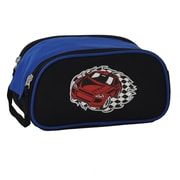 Obersee O3 Kids Racecar Toiletry and Accessory Bag