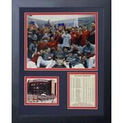 Legends Never Die MLB St. Louis Cardinals - 2011 Locker Room Framed Memorabili