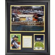 Legends Never Die Pittsburgh Steelers - Heinz Field Framed Photo Collage
