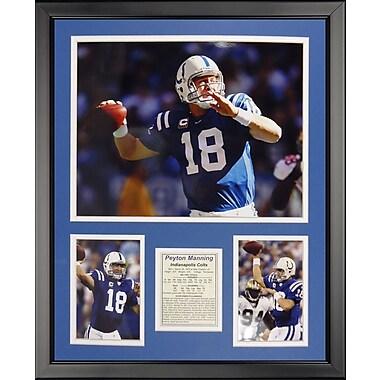 Legends Never Die NFL Indianapolis Colts - Manning Framed Memorabili