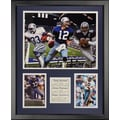 Legends Never Die Dallas Cowboys - 1970s Big 3 Framed Photo Collage