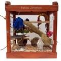 A&E Cage Co. Forest Javarium Hamster Modular Habitat