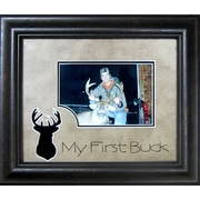 The James Lawrence Company My First Buck Frame Photographic Print