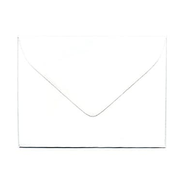 JAM Paper® 2.75 x 3.75 Mini Envelopes, White, 100/Pack (201246A)