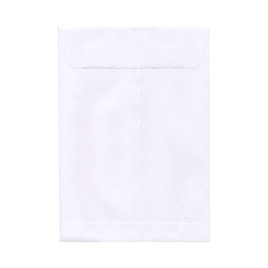 JAM Paper® 10 x 15 Open End Envelopes, White, 25/pack (1623200)