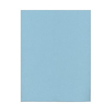 JAM Paper Vellum Bristol Index Cover 8.5