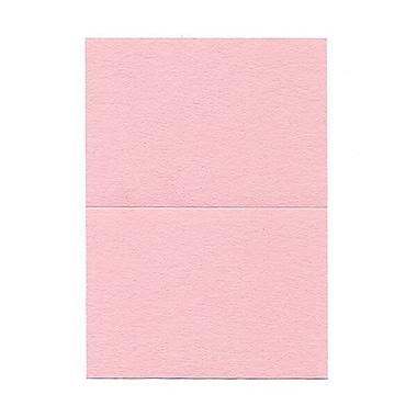 JAM PaperMD – Cartes rabattables, 3,5 x 4,87 po, 50/paquet