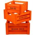 JAM Paper Wooden Crates