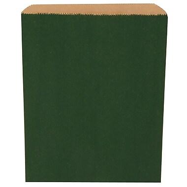 JAM Paper® Merchandise Bags, Medium, 8.5 x 11, Green, 1000/carton (342126794)