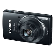 Canon® PowerShot ELPH 150 IS 20MP 10x Optical Zoom 2.7 LCD Compact Digital Camera, Black