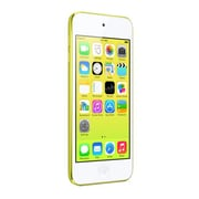 Apple® 4 Retina Display iPod Touch 16GB Flash Portable Media Player, Yellow