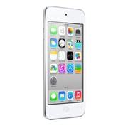 Apple® 4 Retina Display iPod Touch 16GB Flash Portable Media Player, White/Silver