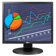 LG Electronics 19MB35D-B 19in. 1280 x 1040 IPS LED LCD Monitor, Black