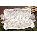 St. Croix Kindwer Elephant Novelty Platter