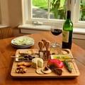 Picnic At Ascot Sherborn Bread and Cheese Set