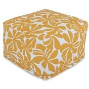 Majestic Home Goods Plantation Bean Bag Chair; Yellow