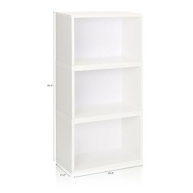 Way Basics® Eco Stackable 9 Shelf Oxford Modular Organizers