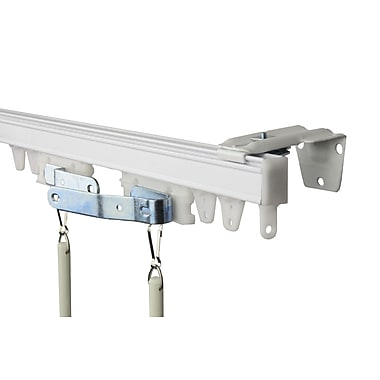Rod Desyne Commercial Curtain Track Kit; 60''