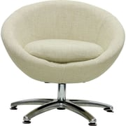 Fox Hill Trading Overman Five Prong Base Astro Chair; Oatmeal