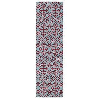Kaleen Evolution Pink Area Rug; 5' x 7'9''