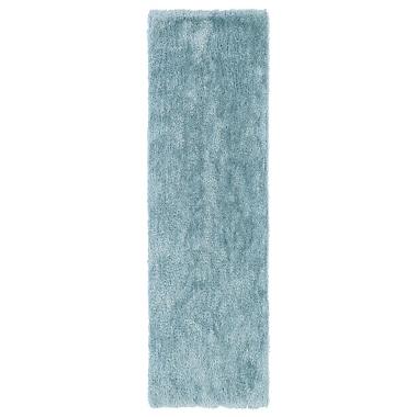 Kaleen Posh Light Blue Area Rug; 9' x 12'