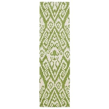 Kaleen Evolution Green Area Rug; 9'6'' x 13'