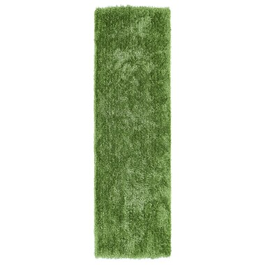 Kaleen Posh Lime Green Area Rug; Runner 2'3'' x 8'