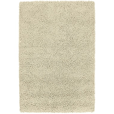 Kaleen Desert Song Flex Cream Area Rug; 3'6'' x 5'3''