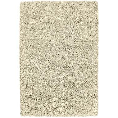 Kaleen Desert Song Flex Cream Area Rug; 5' x 7'9''