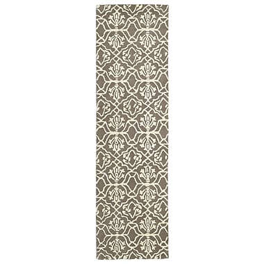 Kaleen Evolution Light Brown Area Rug; 9'6'' x 13'