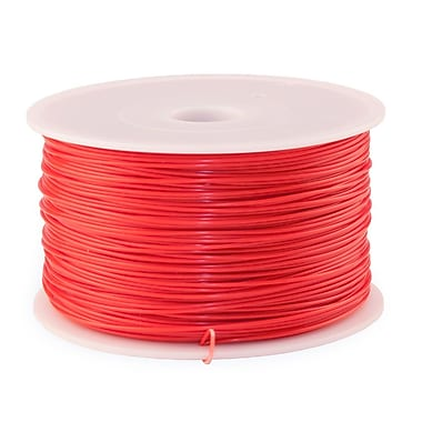 Leapfrog™ MAXX ABS 3D Printer Filament, Charming Red