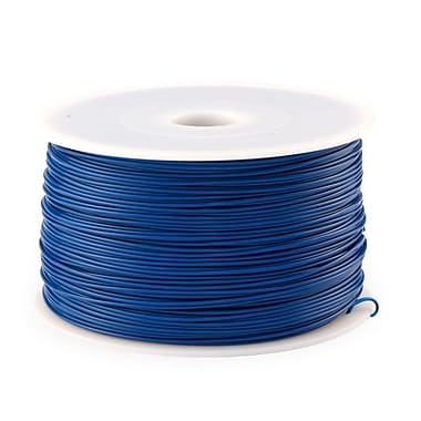 Leapfrog™ MAXX ABS 3D Printing Filament, Brilliant Blue