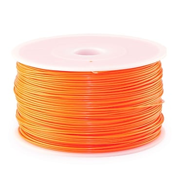 Leapfrog™ MAXX ABS 3D Printer Filament, Dutch Orange