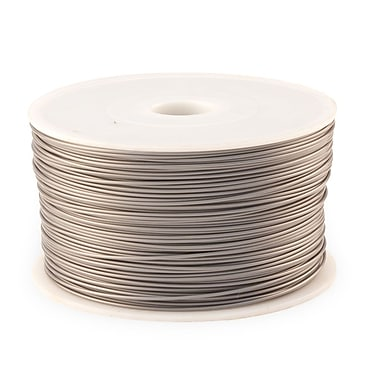 Leapfrog™ MAXX ABS 3D Printer Filament, Royal Silver