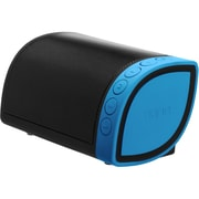 Nyne Cruiser Portable Bluetooth Speaker, Black/Blue