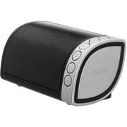 Nyne Cruiser Portable Bluetooth Speaker, Black/Silver