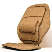 Sacro-Ease Deluxe Back Rest; Light Brown
