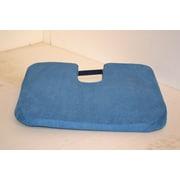 Sacro-Ease Foam Wedge; Blue